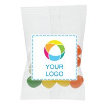 Assorted Jelly Beans 1oz. Goody Bag, Case of 250