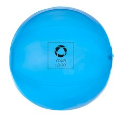 Bullet™ Ibiza Transparent Beach Ball