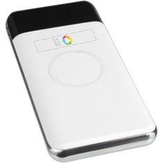Caricabatterie portatile senza fili 10000 MAH Constant Avenue™ con stampa a colori