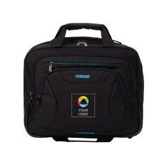 Bolsa con ruedas para portátil de 15,6 pulgadas At Work de American Tourister®