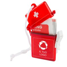 Kit di pronto soccorso (11 pezzi) Bullet™