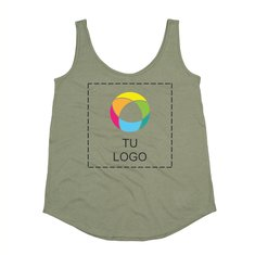 Camiseta de tirantes holgada de Mantis™ para mujer
