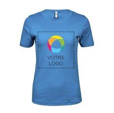 T-shirt femme interlock de Tee Jays®