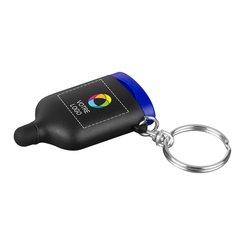 Porte-clés 2 en 1 séparateur audio et stylet Bullet