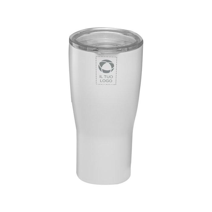 Bicchiere termico sottovuoto Nordic Avenue™ con incisione a laser
