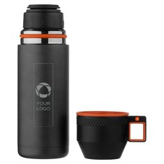 Elevate™ Nakiska Vacuum Isolating Flask  Laser Engraved