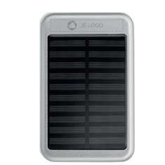 Solarflat powerbank 4000 mAh op zonne-energie