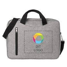 """Klassisk computertaske til 15"""" laptop"""
