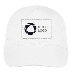 Cappellino con stampa monocolore Buzz Sol's®