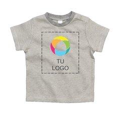 Camiseta a rayas para bebé de Mantis™
