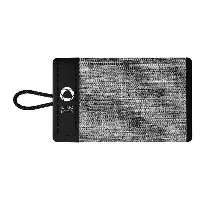 Caricabatterie portatile senza fili in tessuto da 4000 mAh Weave Avenue™