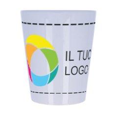 Tazza in ceramica con stampa a colori Sublikonik