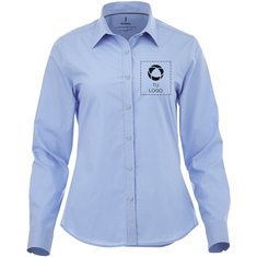 Camisa de manga larga Hamell de Elevate™ para mujer