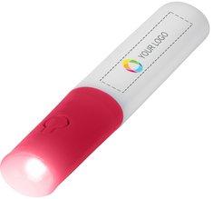 Lampe de poche Luke Sabre de Bullet™ imprimée en couleur