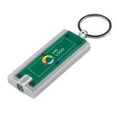 Taschenlampe Castor mit Vollfarbdruck