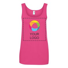 Anvil® Women's Lightweight Ringspun Tank Top