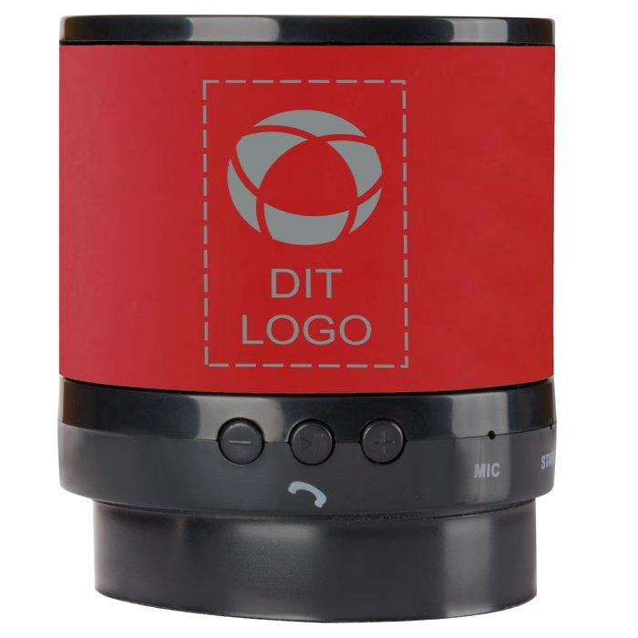 Avenue™ Greedo Bluetooth® højttaler med laserindgravering