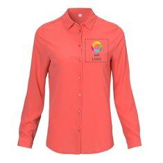 Langärmlige Crêpe-Bluse für Damen Betty von Sol's®