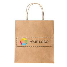 Paper Bag Small Full Color Print