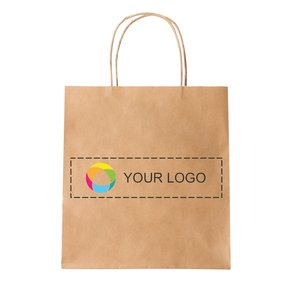 Paper Bag Small Full Colour Print