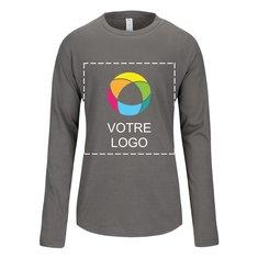 T-shirt à manches longues Fan Favorite Port& CompanyMD