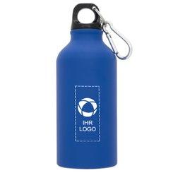 400-ml-Sportflasche Oregon Matte mit Karabiner von Bullet™