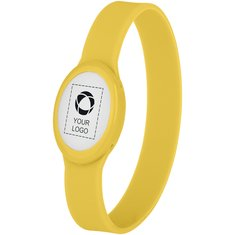 Mehrfarbiges LED-Armband Tico von Bullet™
