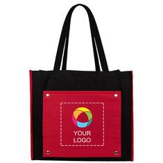 Snapshot Meeting Tote Bag