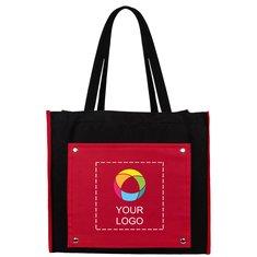 Snapshot Meeting Tote Bag