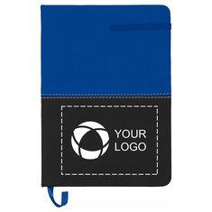 "5"" x 7"" Color Block Notebook"