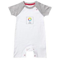 Body para bebés de estilo béisbol de Mantis™