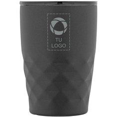 Vaso térmico Geo de Avenue™ grabado con láser