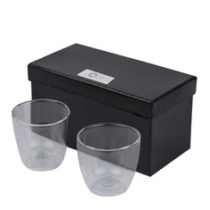 Set de deux tasses à café gravé au laser de Seasons™