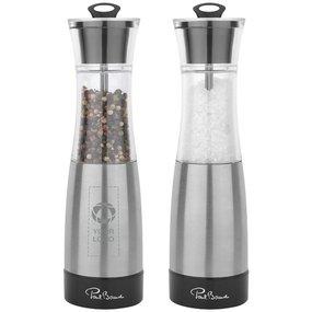 Duo de moulins sel et poivre gravés au laser de PaulBocuse™