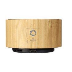 Avenue™ Cosmos Bluetooth® speaker van bamboe