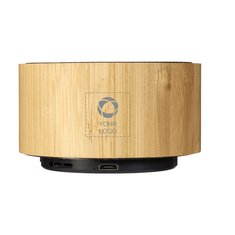 Avenue™ Cosmos Bamboo Bluetooth® Speaker