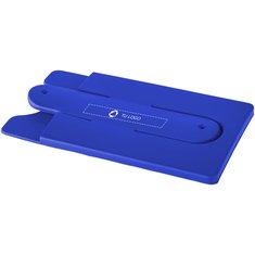 Tarjetero de silicona para teléfonos con atril de Bullet™