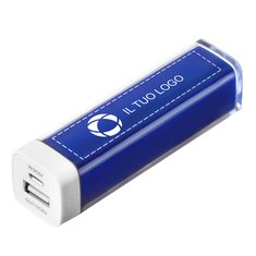 Caricabatterie portatile Flash Bullet™ da 2200 mah