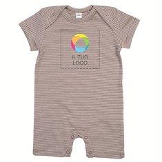 Tutina a righe da neonato Mantis™