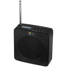 Radio-despertador DAB con estampado a todo color de Avenue™