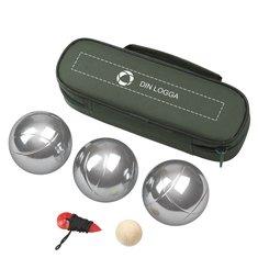 Bullet™ 3 ball jeu-de-boules set