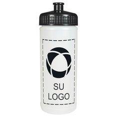 Botella deportiva comprimible clásica DP de 16 onzas