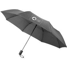 Avenue™ Gisele Heath Strap Fold Auto Open Umbrella