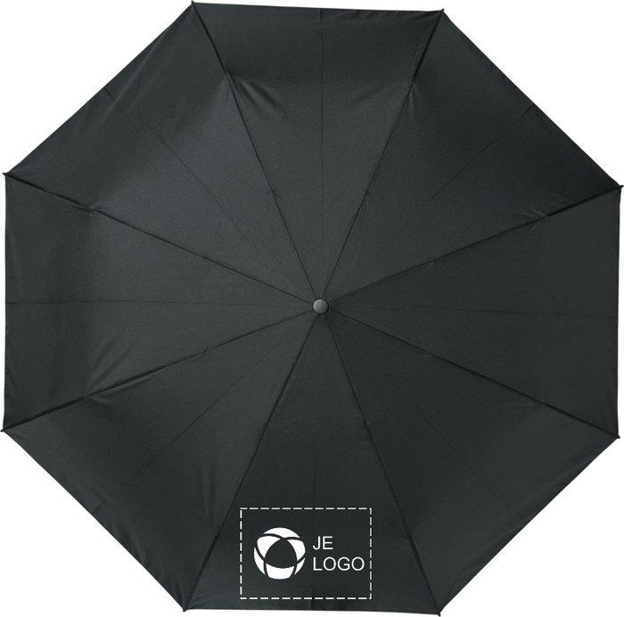 Avenue™ Alina 23 inch paraplu van gerecycled PET met automatische opening