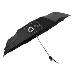 Bullet™ paraply med teleskopskaft i tre sektioner och automatisk uppfällning