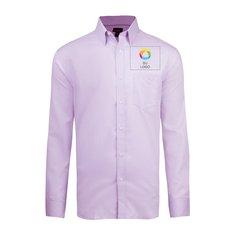Camisa Pierce de manga larga para hombre de Elevate