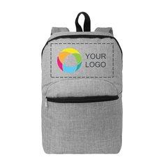 Classic Two Tone Backpack