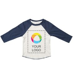 Mantis™ T-shirt i baseballstil för baby