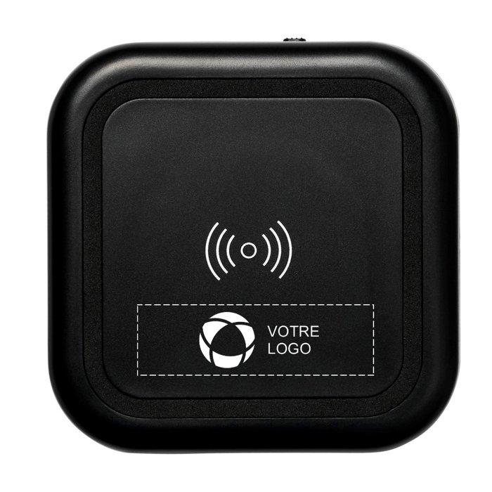 Haut-parleur Bluetooth® et station de charge sans fil Coast d'Avenue™