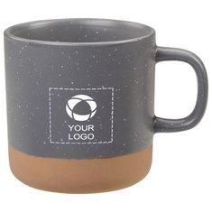 Bullet Santos 12 oz. Ceramic Mug